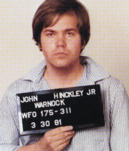 John Hinckley Left the Mental Hospital Seven Months Ago