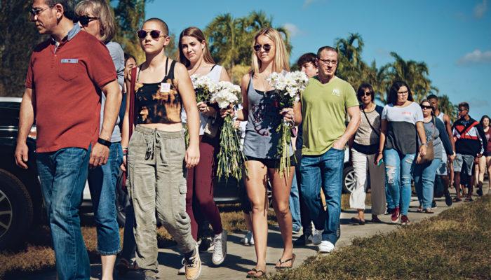 War Room: The teenage strategy for an anti-gun movement