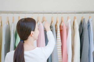 How I Broke Up With My Clothes (and My Walk-in Closet)
