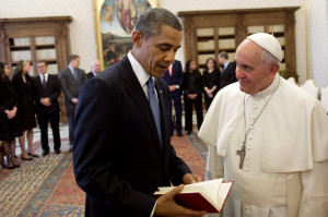 A Primer on Pope Francis's Manifesto — the Book Obama Might Be Reading on Bad Days