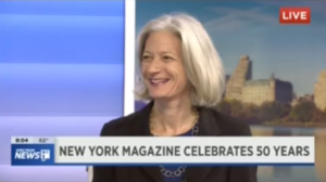 Lisa Discusses the New York 50th Anniversary on NY1