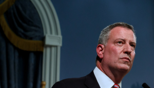Mayor DeBlasio Says Read Lisa's Article